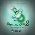 Born In Flint 2 mixtape cover art