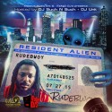 RudeBwoy - Resident Alien mixtape cover art