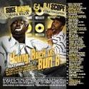 Thug In The Club (Bun B vs. Young Buck) mixtape cover art