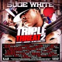 Triple Threat 2 mixtape cover art