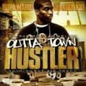 St. Raw - Outta Town Hustler mixtape cover art