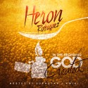 Heron Rodriguez - In The Beginning God Created mixtape cover art
