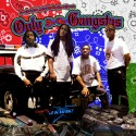 Icee Money Entertainment & Real QC Tha Brand - Only For Tha Gangstas mixtape cover art