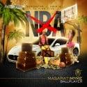 Maserati Myke - Ball Player No NBA Deal mixtape cover art
