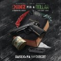 Sankofa The Christ - Change For A Dollar (A Requiem For A Hustle) mixtape cover art