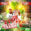 Splurge Gang - 244: Third Times The Charm mixtape cover art