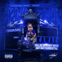 Traski - K.A.W.A.I. (Killing Anybody With Any Instrumental) mixtape cover art