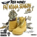 Trell Money - Fat Nigga Season mixtape cover art