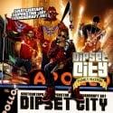 Dipset City mixtape cover art
