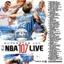 I Am Mixtapes 107 (NBA Live) mixtape cover art