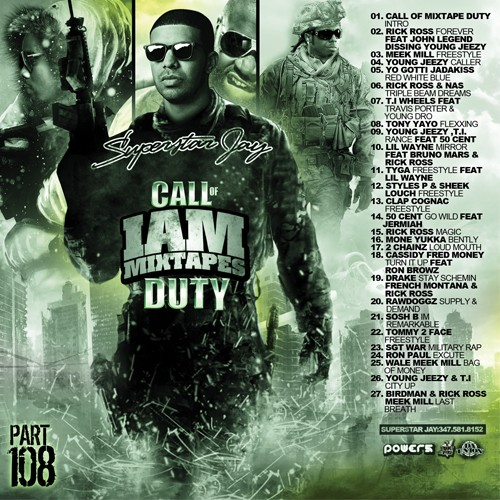 superstar jay i am mixtapes 108