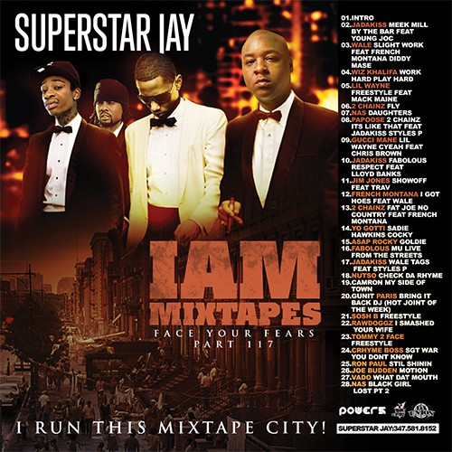 I Am Mixtapes 117 - Superstar Jay
