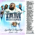 I Am Mixtapes 120 mixtape cover art