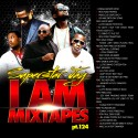 I Am Mixtapes 124 mixtape cover art