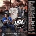 I Am Mixtapes 130 mixtape cover art