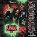 I Am Mixtapes 151 mixtape cover art