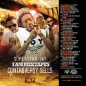 I Am Mixtapes 167 mixtape cover art