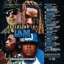 I Am Mixtapes 180 mixtape cover art