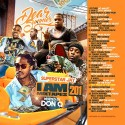 I Am Mixtapes 201 (Hosted By Don Q) mixtape cover art