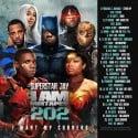 I Am Mixtapes 202 mixtape cover art