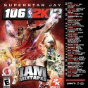 I Am Mixtapes 2K12 106 mixtape cover art