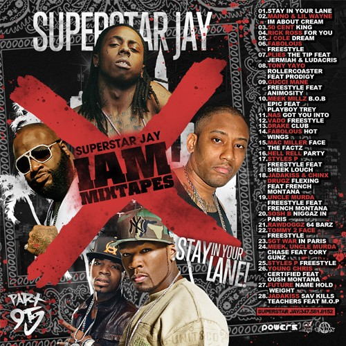 superstar jay i am mixtapes 95