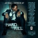 Jah Diggs - Hard To Kill mixtape cover art