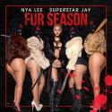 Nya Lee - Fur Season mixtape cover art