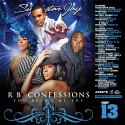 R&B Confessions 13 mixtape cover art
