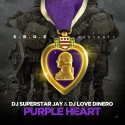 SBOE - Purple Heart mixtape cover art