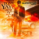 Tony Yayo - Gun Powder Guru 4 mixtape cover art