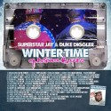 Winter Old School Blends mixtape cover art
