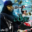 Ace Gutta - The Come Up mixtape cover art