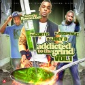 Addicted To The Grind (Hosted By Roscoe Dash) mixtape cover art