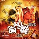 All Dis Cash On Me mixtape cover art