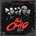 All Ohio 2012 mixtape cover art