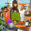 April Foolin 2 mixtape cover art
