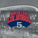 #AsSeenInColumbus 5 mixtape cover art