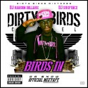 Birds In Da Snow mixtape cover art