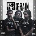 Bos'D Up - Against The Grain mixtape cover art