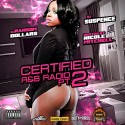 Certified R&B Radio 2 mixtape cover art