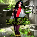 Certified R&B Radio 4 (Hosted By Taneish Leslie) mixtape cover art
