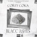 Corey Coka - Blacc Ashes mixtape cover art