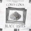 Corey Coka - Blacc Ashes mixtape cover art