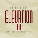 Elevation IX mixtape cover art