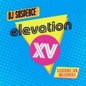 Elevation XV mixtape cover art