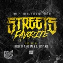 Family First 614 ENT - Streets Favorite mixtape cover art