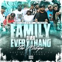 Family Over Everythang mixtape cover art