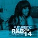 Futuristic R&B 14 mixtape cover art