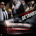 Getaway mixtape cover art